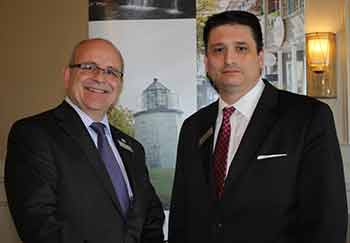 Chris Economides, Market Credit Executive Senior VP and Christopher Martorano, VP Business Banking - Capital One Bank