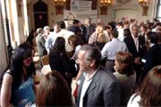 Crowd at Business After Hours